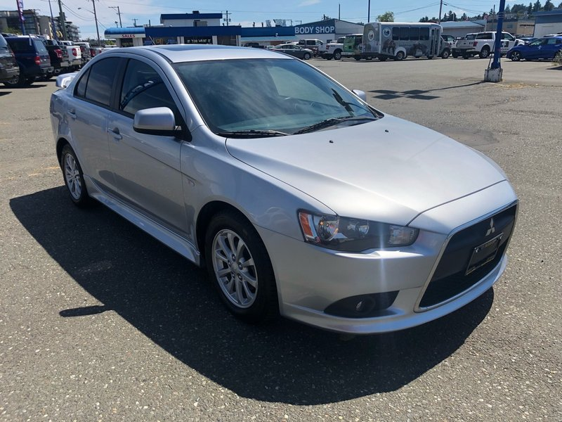 2012 Mitsubishi Lancer for sale in Campbell River, British Columbia