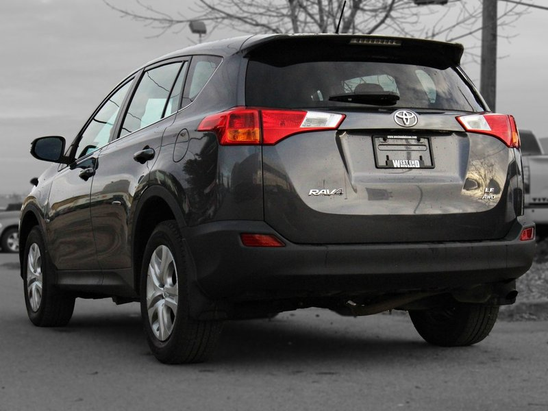 2015 Toyota RAV4 for sale in Edmonton, Alberta