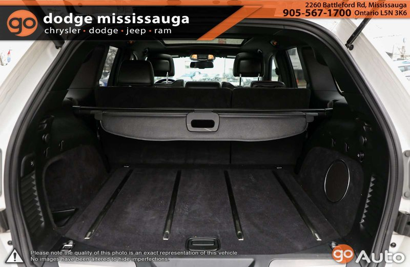 2015 Jeep Grand Cherokee for sale in Mississauga, Ontario