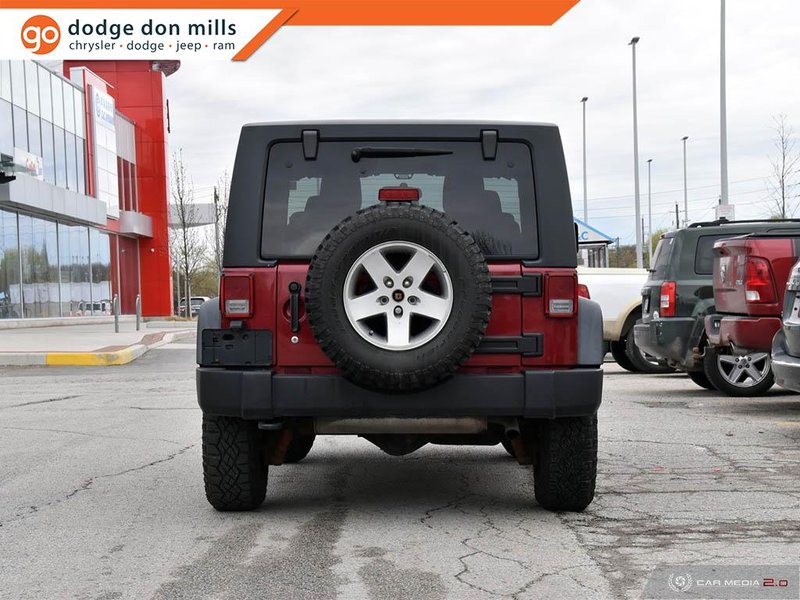2012 Jeep Wrangler for sale in Toronto, Ontario
