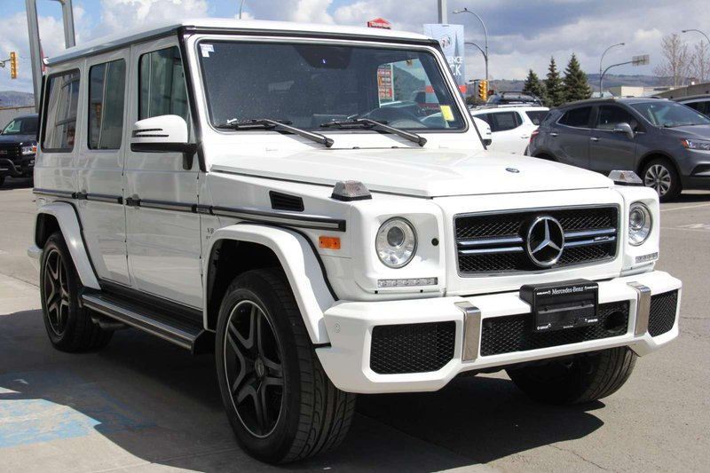 2017 Mercedes-Benz G-Class for sale in Kamloops, British Columbia