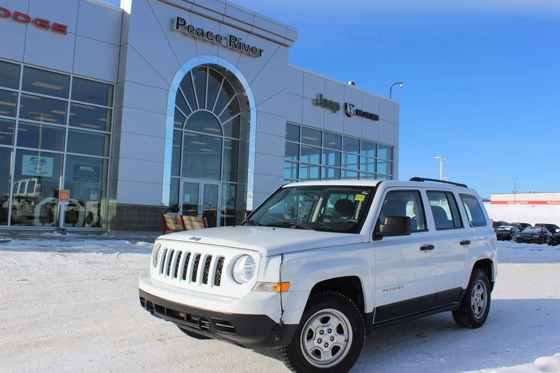 2016 Jeep Patriot for sale in Peace River, Alberta