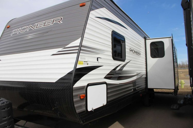 New Pioneer Travel >> For Sale New 2019 Heartland Pioneer Re275 Only 136 Biweekly Oac