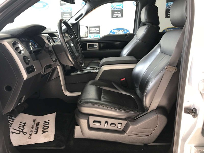 2011 Ford F-150 for sale in Campbell River, British Columbia