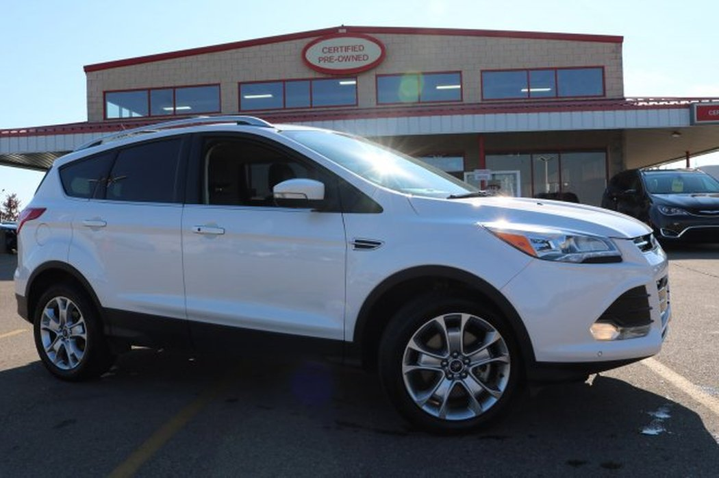 2016 Ford Escape For In Sherwood Park Alberta