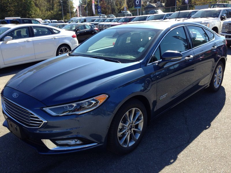 2018 Ford Fusion Energi for sale in Port Coquitlam, British Columbia