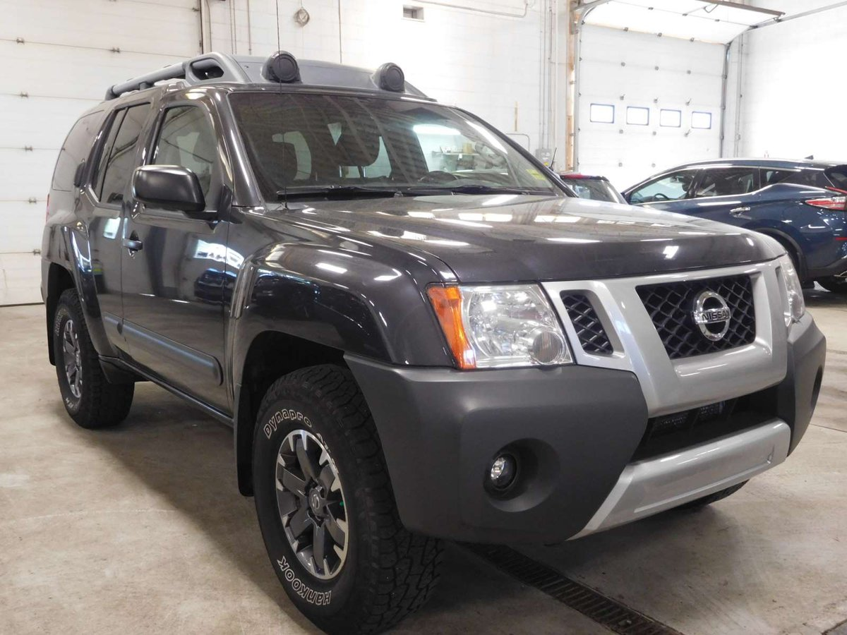 2015 Nissan Xterra for sale in Calgary, Alberta