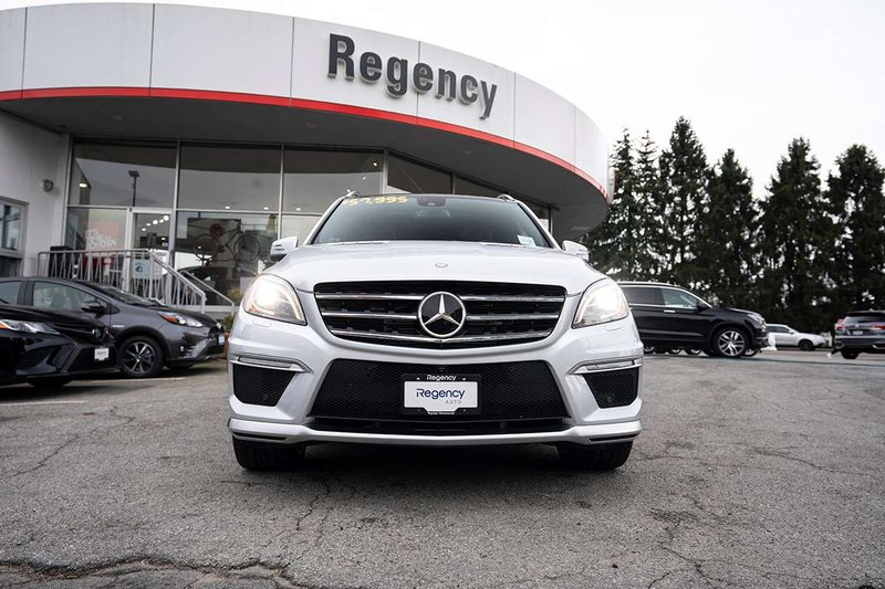 2015 Mercedes-Benz ML for sale in Vancouver, British Columbia