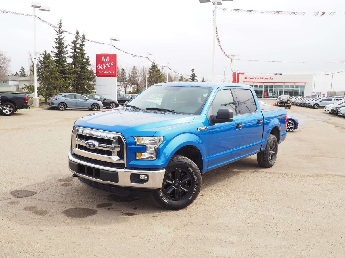 2016 Ford F 150 For Sale In Edmonton