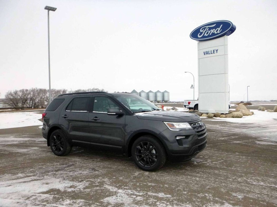 2019 Ford Explorer for sale in Hague