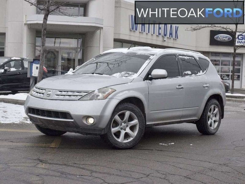 2006 Nissan Murano for sale in Mississauga, Ontario