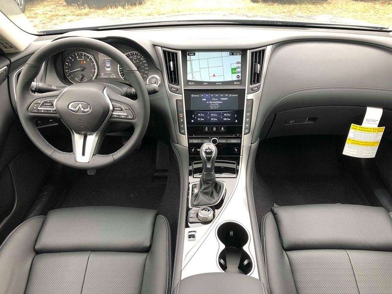 2019 Infiniti Q50 for sale in Edmonton, Alberta