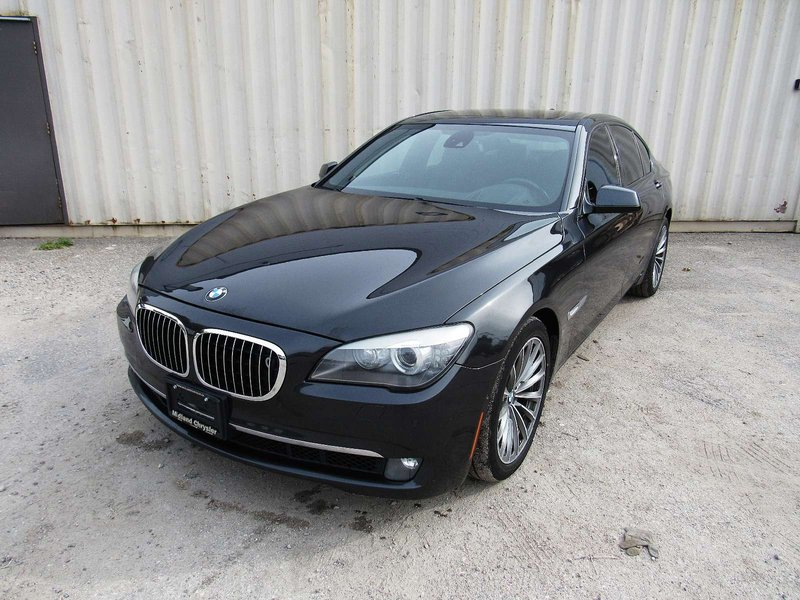2009 BMW 7 Series for sale in Midland, Ontario