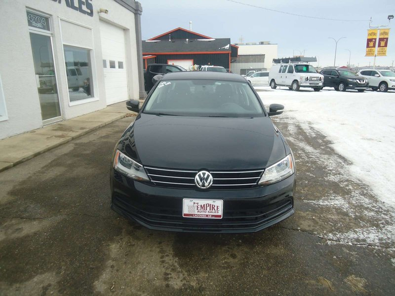 2016 Volkswagen Jetta Sedan for sale in Lacombe, Alberta