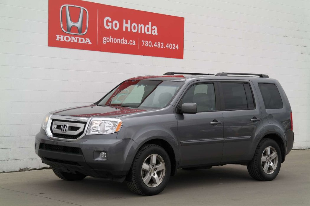 2010 Honda Pilot For Sale >> 2010 Honda Pilot For Sale In Edmonton