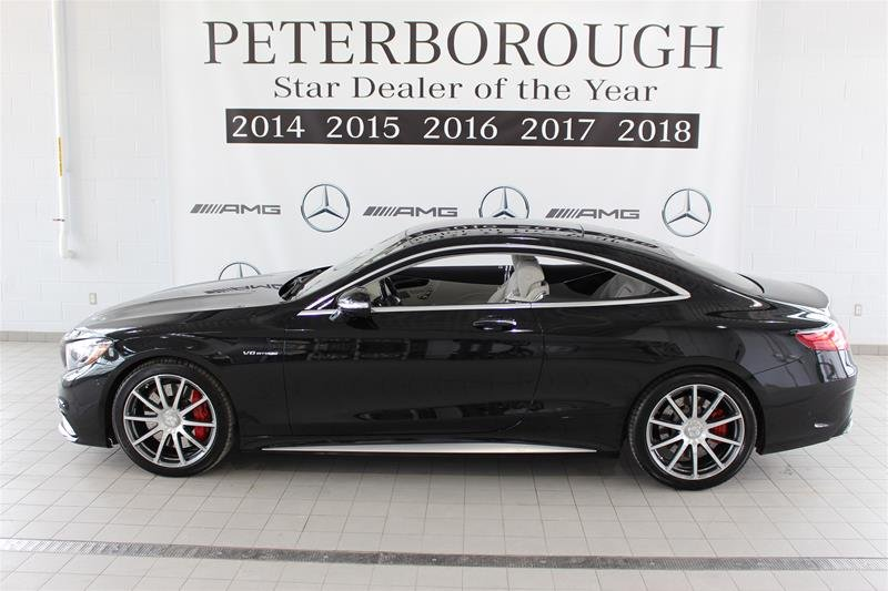 2017 Mercedes-Benz S-Class for sale in Peterborough, Ontario