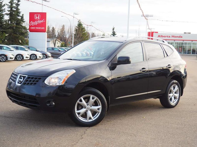 2008 Nissan Rogue for sale in Edmonton, Alberta
