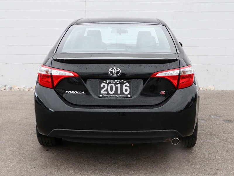 2016 Toyota Corolla for sale in Penticton, British Columbia