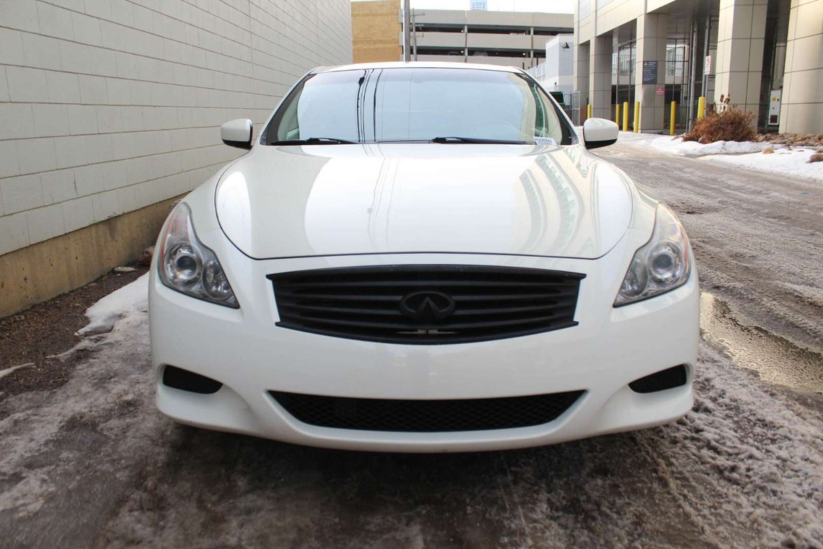 2010 Infiniti G37 Coupe for sale in Edmonton