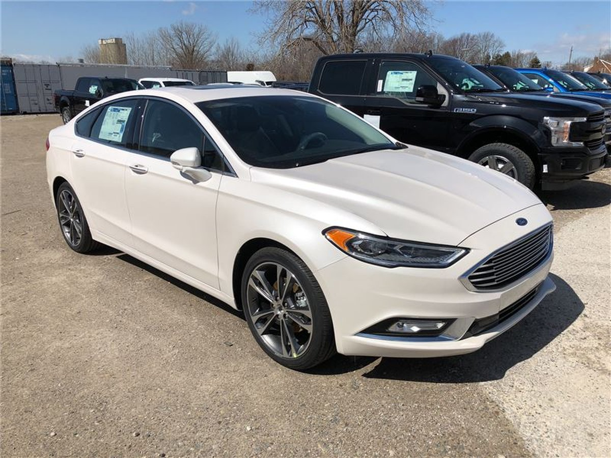 2018 Ford Fusion for sale in Chatham, Ontario