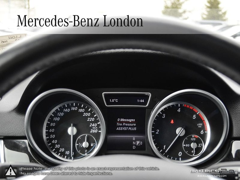 2015 Mercedes-Benz ML for sale in London, Ontario