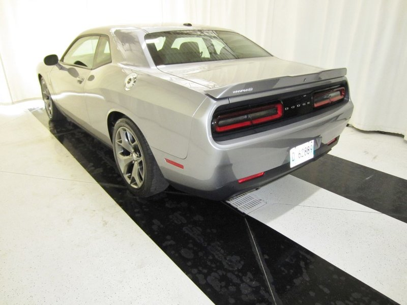 2016 Dodge Challenger for sale in Winnipeg, Manitoba