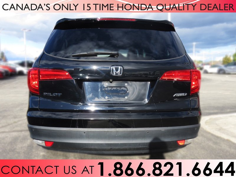 2016 Honda Pilot for sale in Hamilton, Ontario