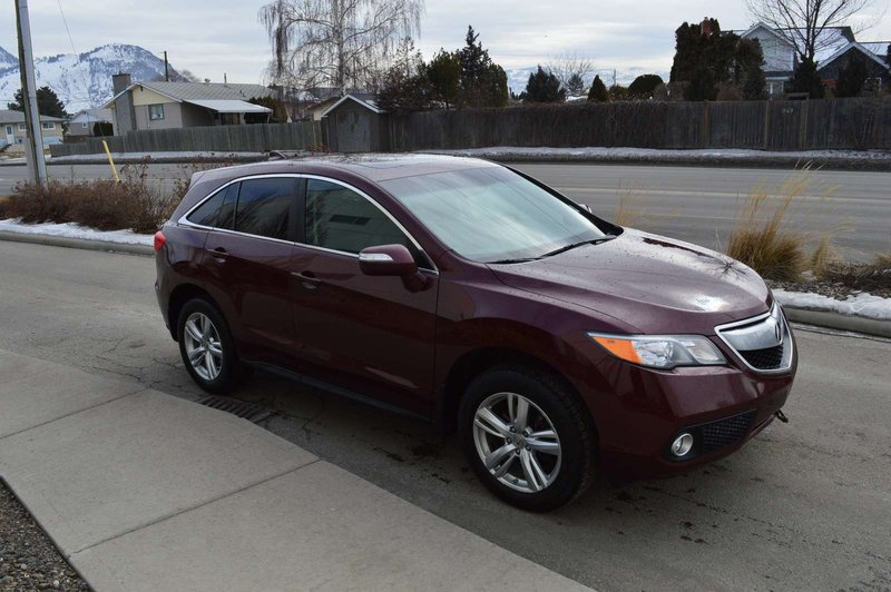 2014 Acura RDX for sale in Kamloops, British Columbia