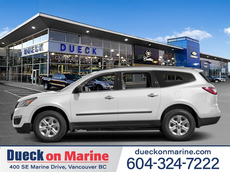 2016 Chevrolet Traverse for sale in Vancouver, British Columbia