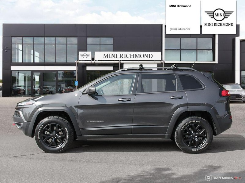 2015 Jeep Cherokee for sale in Richmond, British Columbia