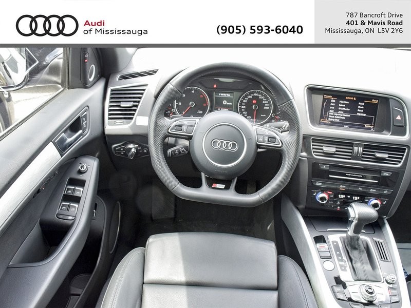 2014 Audi Q5 for sale in Mississauga, Ontario