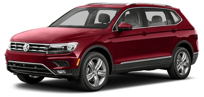 2018 Volkswagen Tiguan for sale in North Bay, Ontario