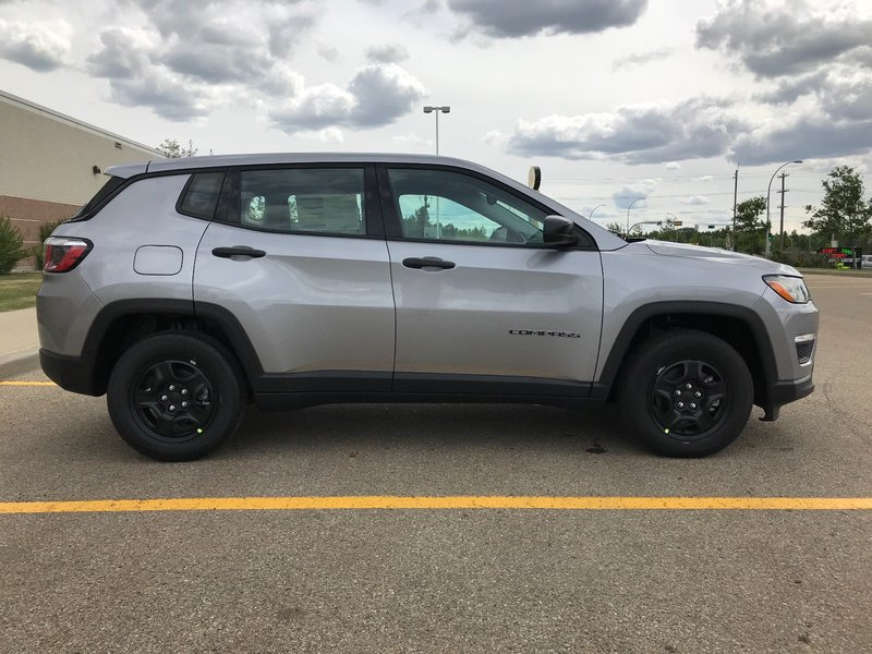2018 Jeep Compass for sale in Edmonton, Alberta