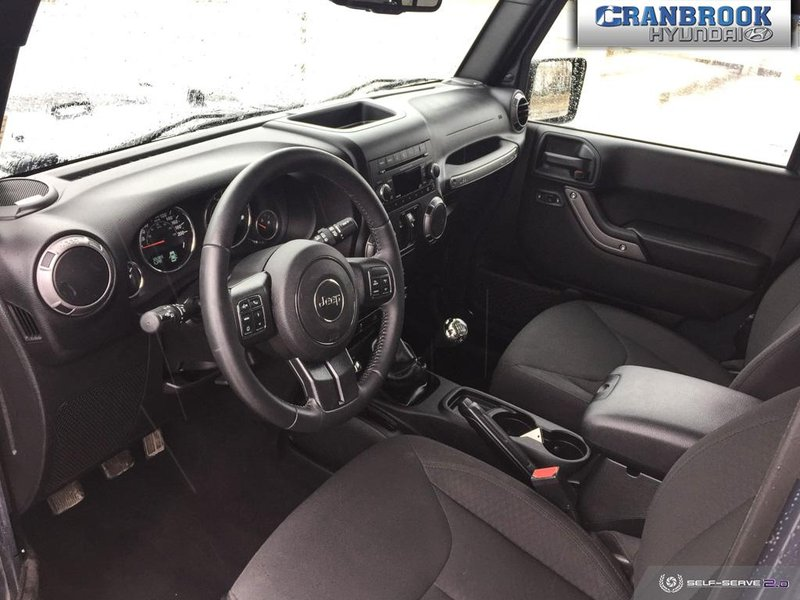 2018 Jeep WRANGLER JK UNLIMITED for sale in Cranbrook, British Columbia