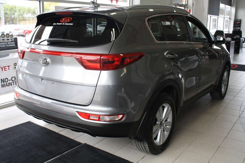 2017 Kia Sportage for sale in Brandon, Manitoba