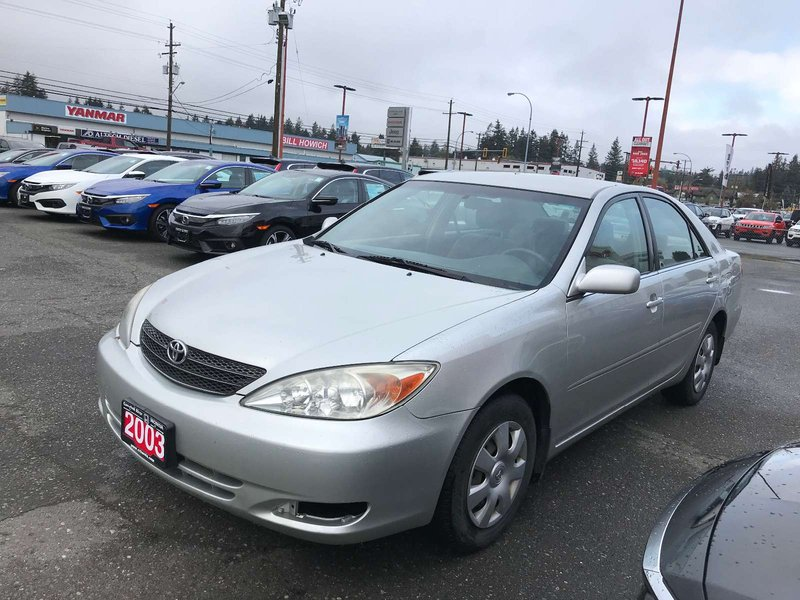 2003 Toyota Camry for sale in Campbell River, British Columbia
