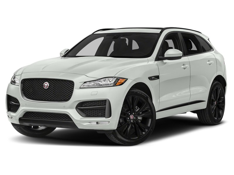 2019 Jaguar F-PACE for sale in Victoria, British Columbia