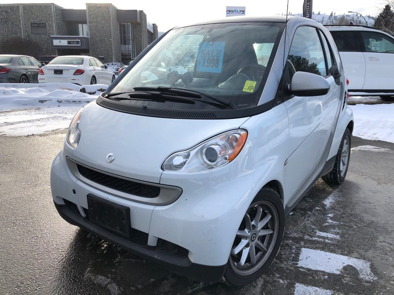 2009 smart fortwo for sale in Kamloops, British Columbia