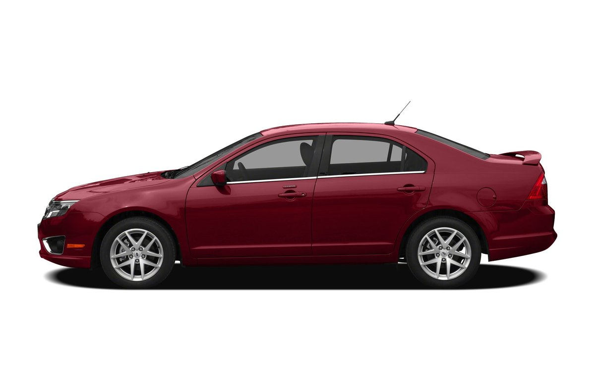 2010 Ford Fusion for sale in Campbell River, British Columbia