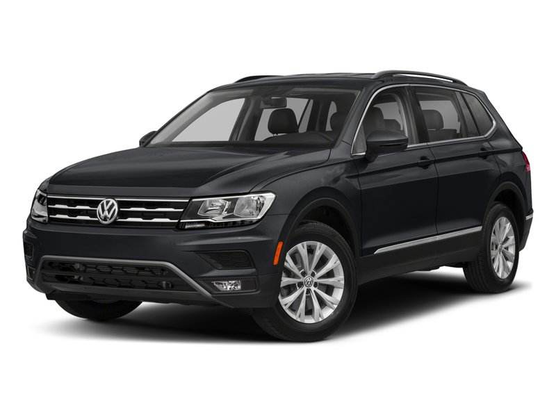 2018 Volkswagen Tiguan for sale in Kamloops, British Columbia
