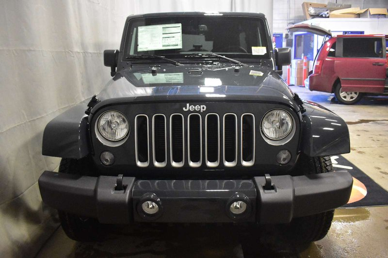 2018 Jeep WRANGLER JK UNLIMITED for sale in Red Deer, Alberta