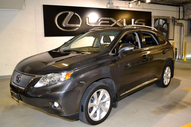 2010 Lexus RX 350 for sale in Vancouver, British Columbia