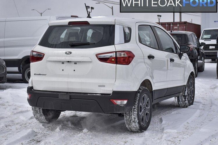 2018 Ford EcoSport S for sale in Mississauga, Ontario