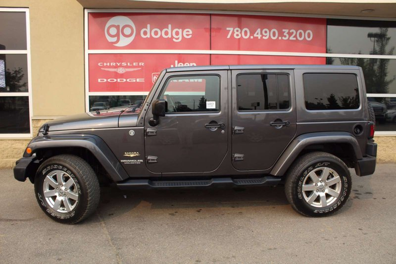 2014 Jeep Wrangler Unlimited for sale in Edmonton, Alberta