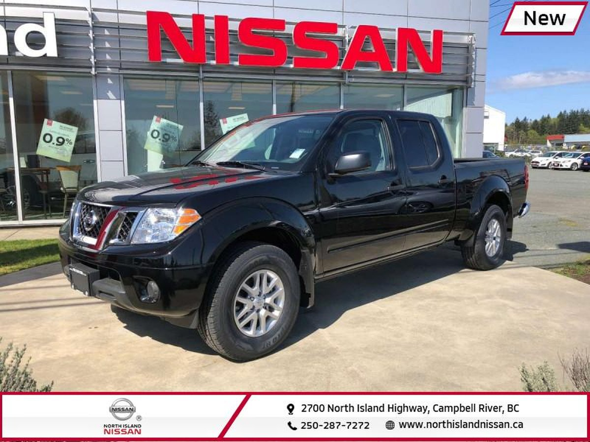 Nissan Campbell River >> 2019 Nissan Frontier For Sale In Campbell River
