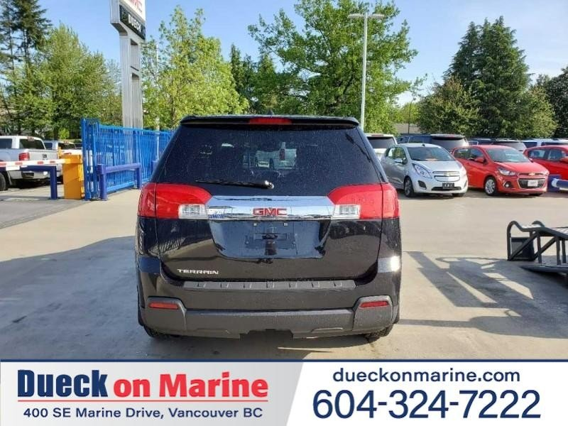 2012 GMC Terrain for sale in Vancouver, British Columbia