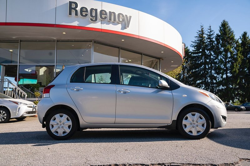 2010 Toyota Yaris for sale in Vancouver, British Columbia