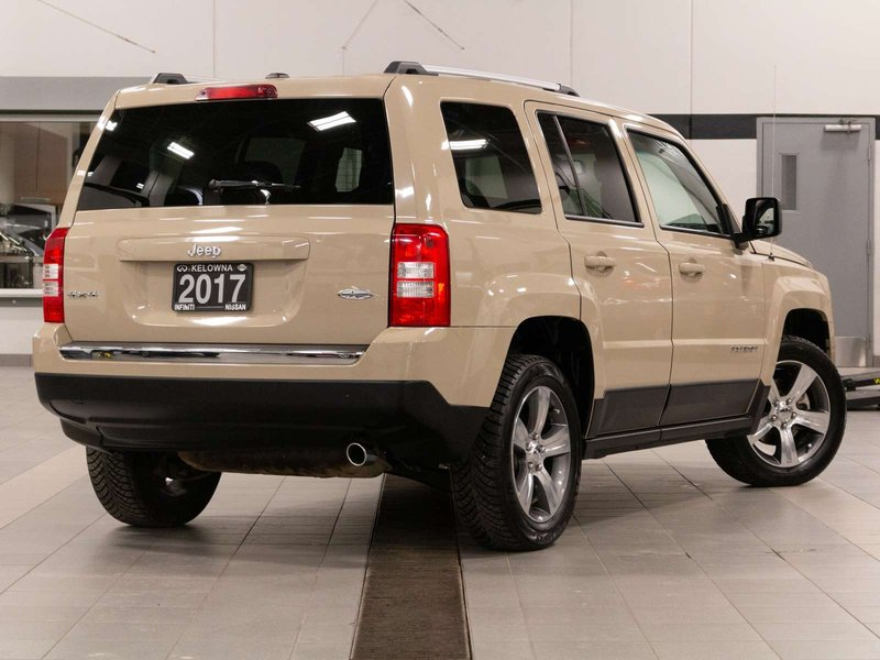 2017 Jeep Patriot for sale in Kelowna, British Columbia