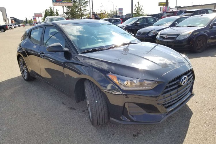 2019 Hyundai Veloster 2.0 GL for sale in Edmonton, Alberta