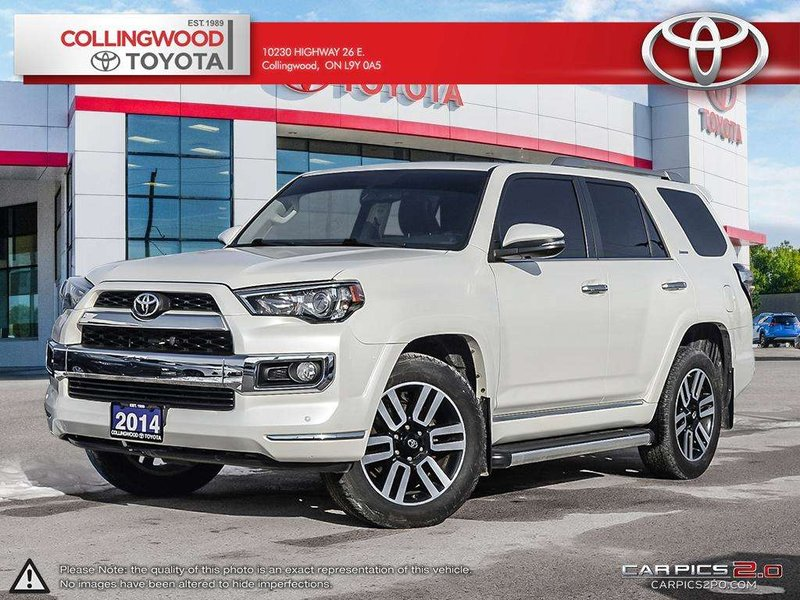 2014 Toyota 4Runner for sale in Collingwood, Ontario
